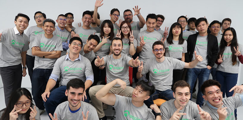 Y-Combinator Backed Aspire Raises US$32.5 Million to Help SMEs Secure Working Capital