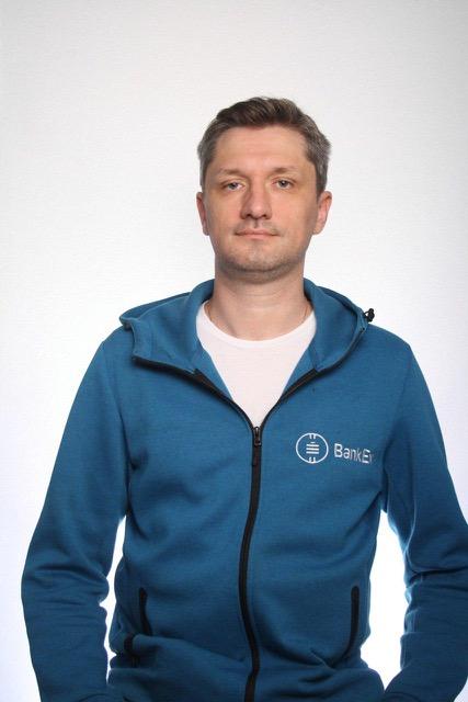 Igor Khmel, Bankex CEO
