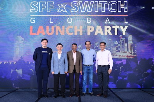 SFF x SWITCH Launch Party, July 2019, @sgfintechfest, Twitter