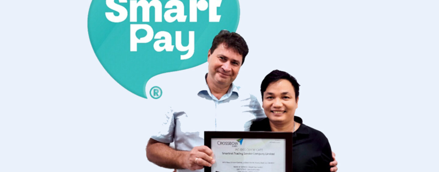Vietnamese E-Wallet Smart Pay Strengthens Security with Level 2 PCI-DSS