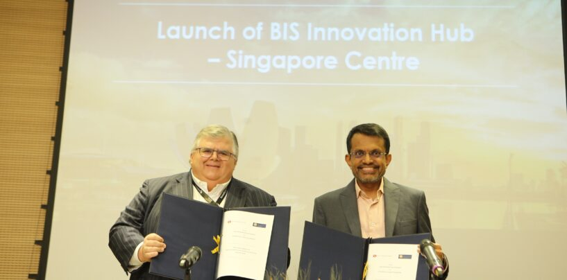 MAS and BIS to Jointly Launch Innovation Hub in Singapore