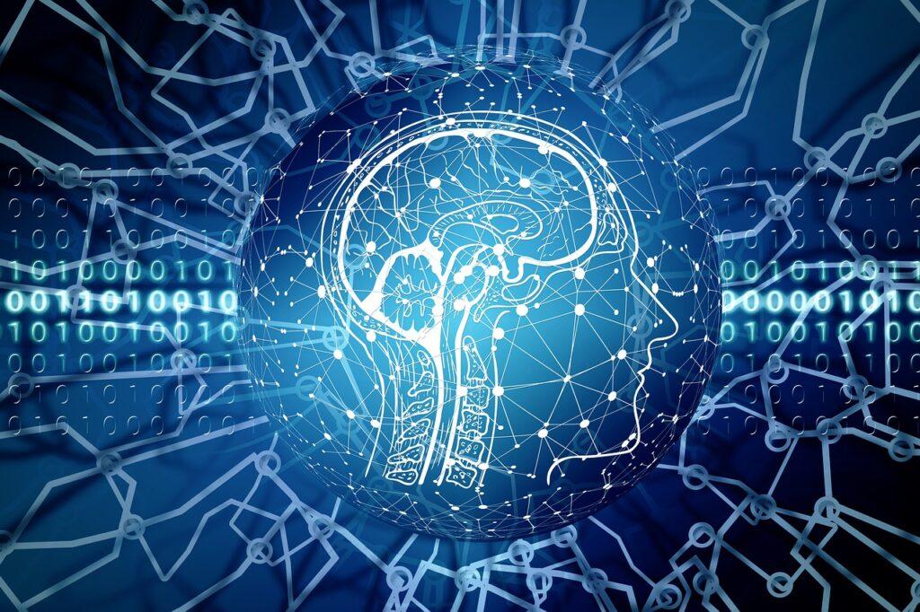 Artificial intelligence brain Pixabay