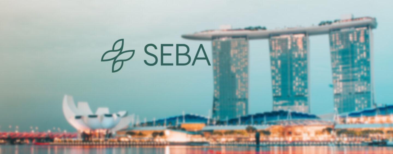 Switzerland's Crypto Bank SEBA Expands to Singapore
