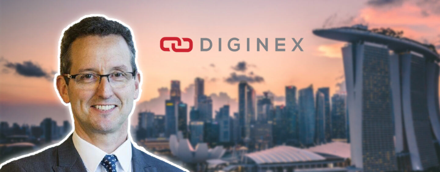 Digital Assets Firm Diginex Appoints Jim Pollock as COO to Build its Singapore Office