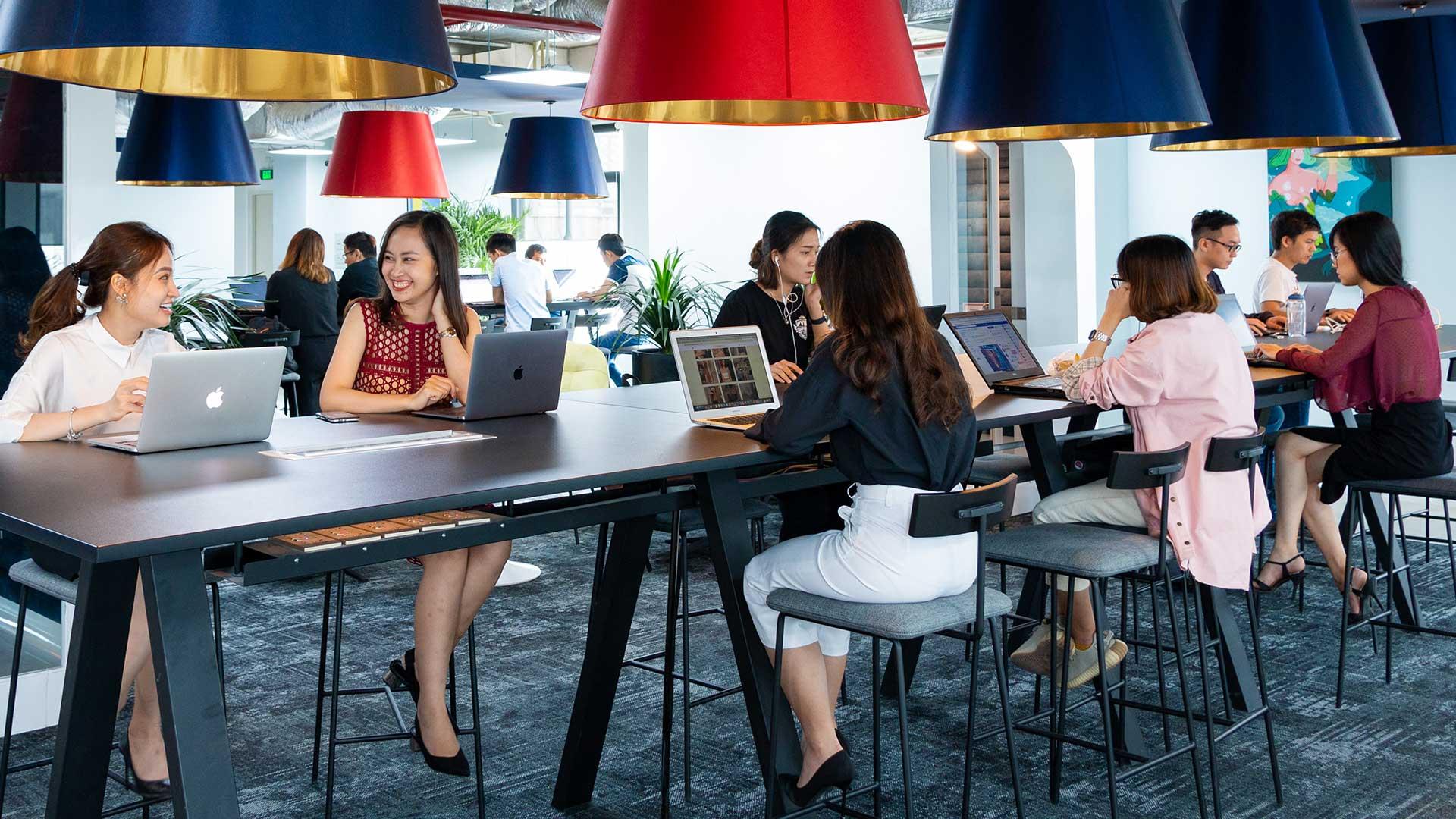 Dreamplex hot desk, Dreamplex.co