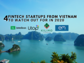 4 Fintech Startups from Vietnam to Watch out for in 2020