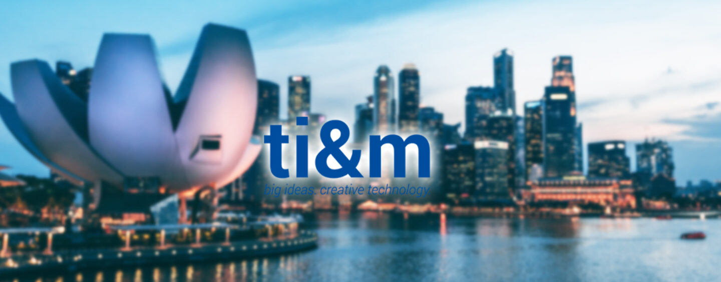 Swiss Digital Solution Pioneer ti&m Expands to Asia Starting with Singapore