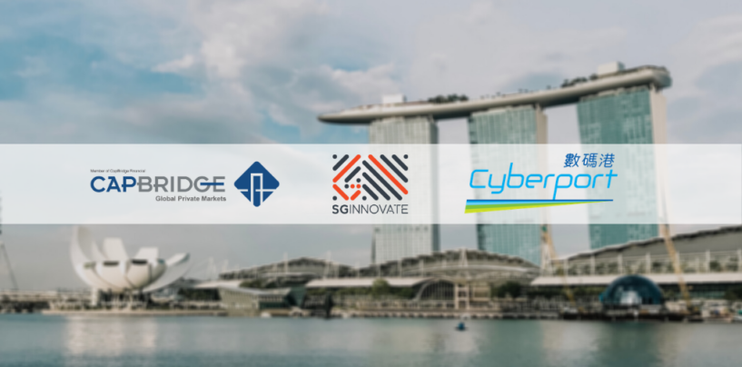 CapBridge Financial Secures Investments From SGInnovate and Hong Kong's Cyberport