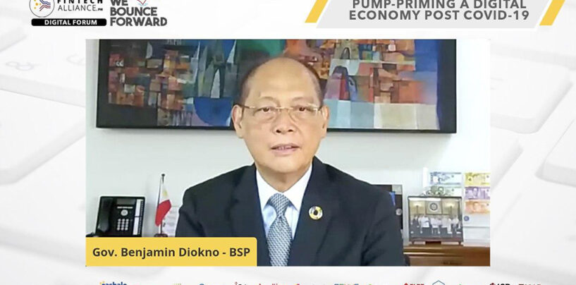 Philippines Central Bank Governor Says 50% of Payment Transactions Will Be Digital by 2023