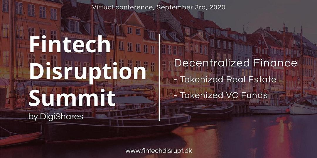Fintech Disruption Summit