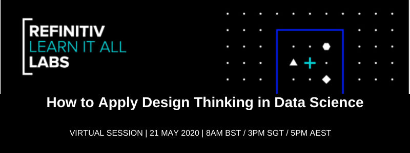 How to Apply Design Thinking in Data Science