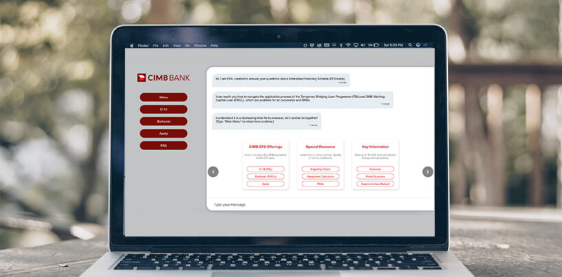 Pand.ai Powers CIMB SG's Chatbot Help Businesses Seeking Support During COVID-19
