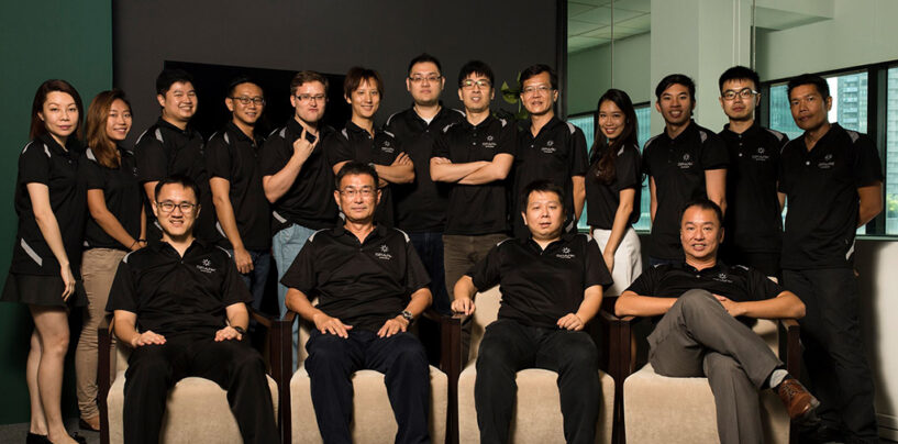 Spark Systems' S$15M Round Includes Investments from HSBC, Citi and OSK