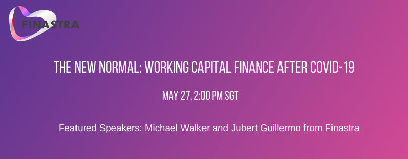 The new normal_ working capital finance after COVID-19