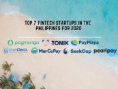 Top 7 Fintech Startups in the Philippines for 2020