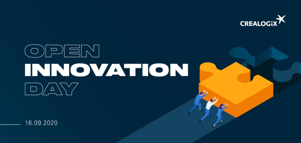 crealogix open innovation day
