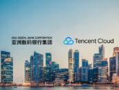 Singapore Digibank Contender Picks Tencent's Cloud Platform