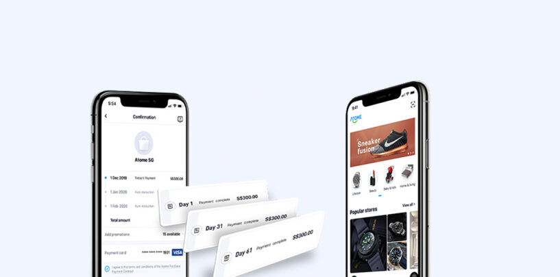 """Advance.AI's Atome Launches """"Buy Now, Pay Later"""" Solution in Singapore"""