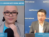 AMTD Group Chairman Talks Ecosystem Building, Fintech Talent Building, and More