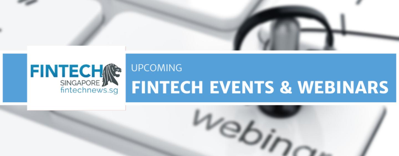 Fintech Events & Webinar Calendar
