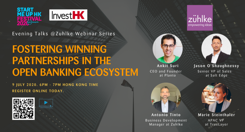 ostering Winning Partnerships in the Open Banking Ecosystem