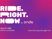 """Onde Launches """"Virtual Ride.Right.Now"""" Conference for Ride-Hailing Entrepreneurs"""