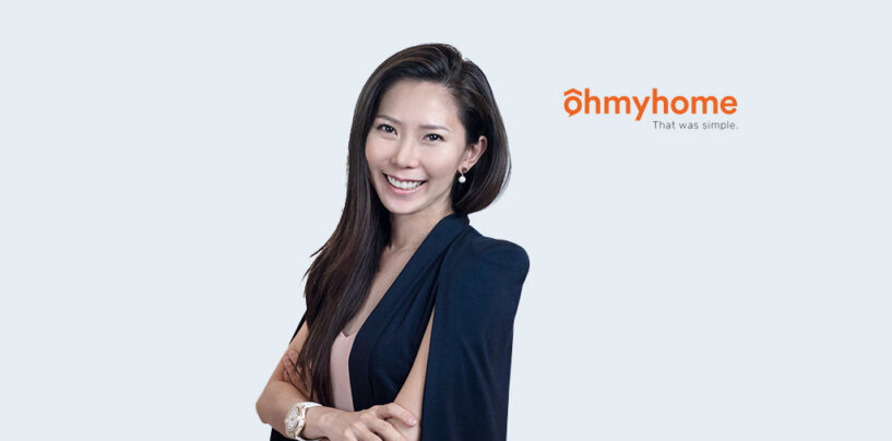 Singaporean Proptech Founder Rhonda Wong Clinches Women of the Future South-East Asia Award