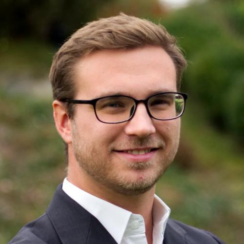 Luca Burlando, Director at Blockchain Valley Ventures