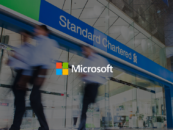 """Standard Chartered Partners With Microsoft to Become a """"Cloud-First Bank"""""""