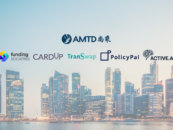 AMTD Reveals the 5 Fintech Startups Selected for its S$11.5M Fund