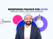 Finance Needs to Be Redefined for Good to Serve One Billion of Asia's Unbanked