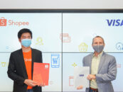 Shopee and Visa Inks Five-Year Partnership to Boost the Digital Economy