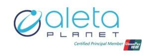 Aleta Planet logo