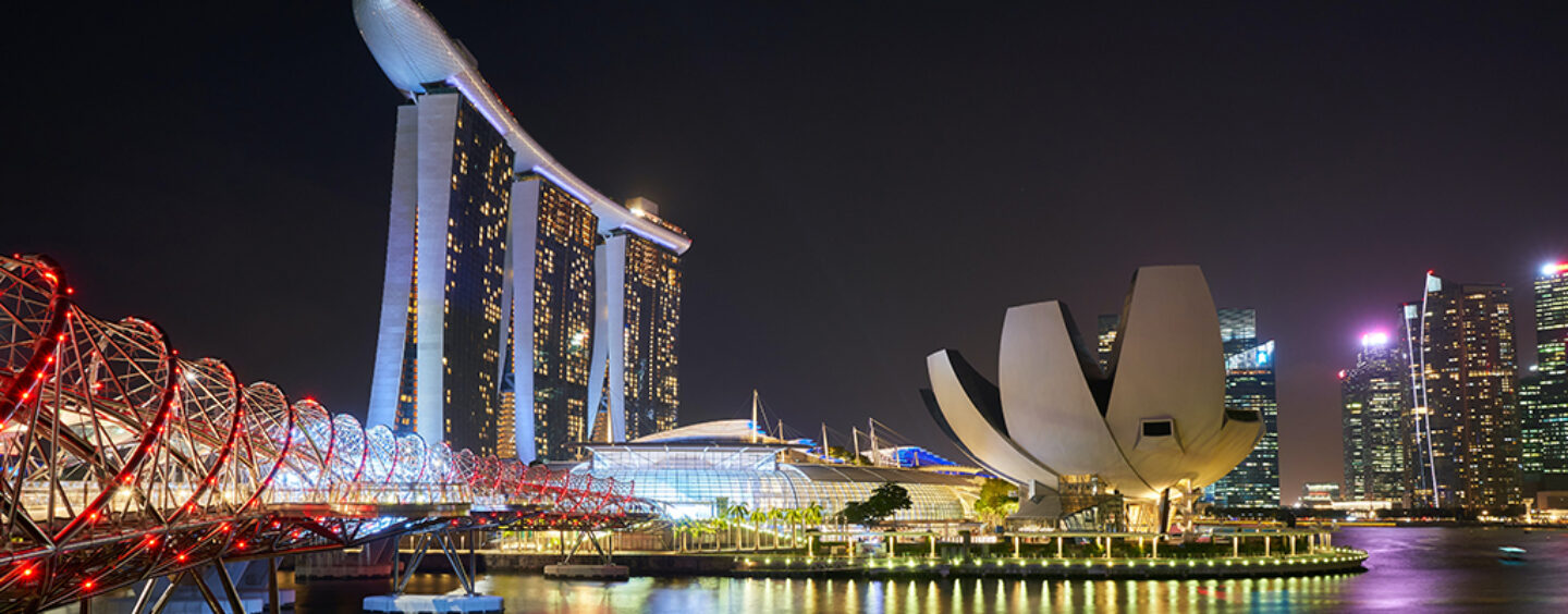 COVID-19 Impact Accelerates IoT Projects in Singapore