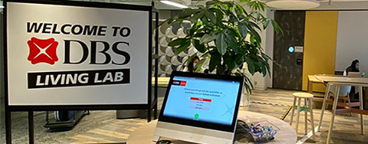 DBS Makes Radical Shifts To Adapt to The Future of Work