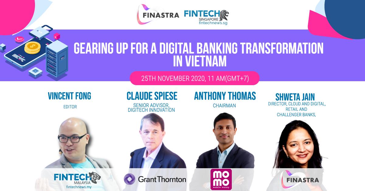 Finastra-Virtual Banking Webinar Vietnam