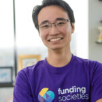 Co-founder and CEO of the Funding Societies group, Kelvin Teo
