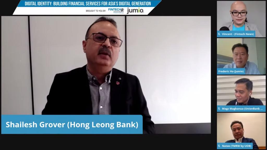 Shailesh Grover, chief digital and innovation officer, Hong Leong BankShailesh Grover, chief digital and innovation officer, Hong Leong Bank