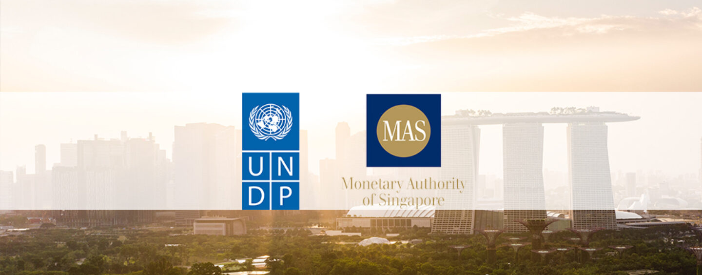 UNDP Expands Partnership With MAS to Help SMEs Step up Their Digital Capabilities