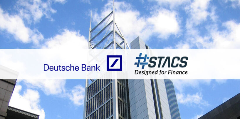 Deutsche Bank to Pilot Digital Assets Proof-of-Concept With STACS