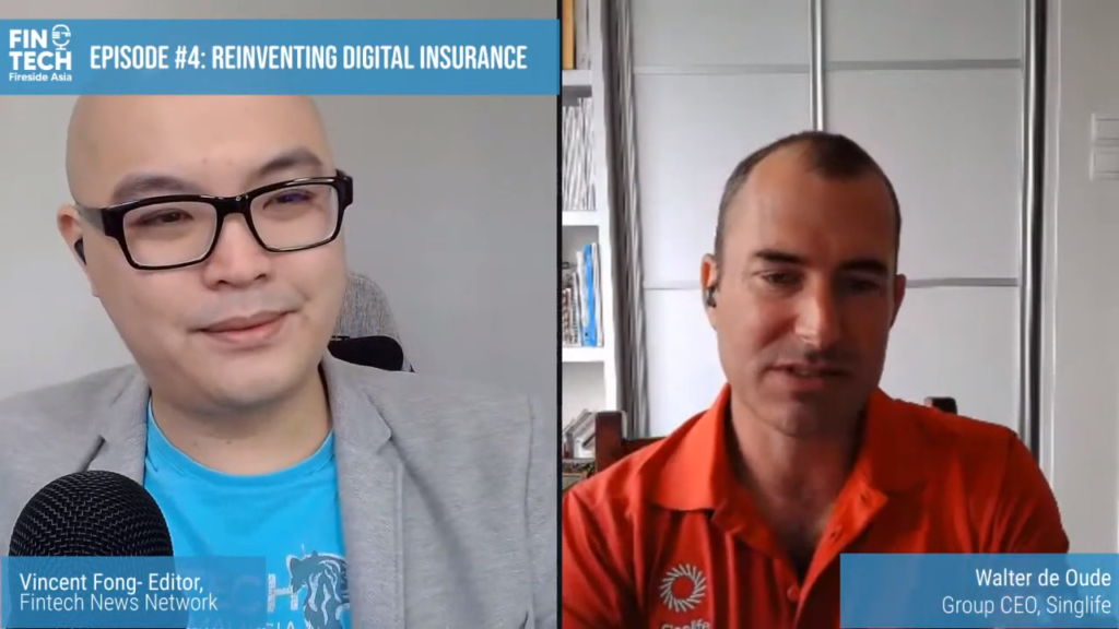 EP #4_ Reinventing Digital Insurance ft. Walter de Oude, Group CEO Singlife