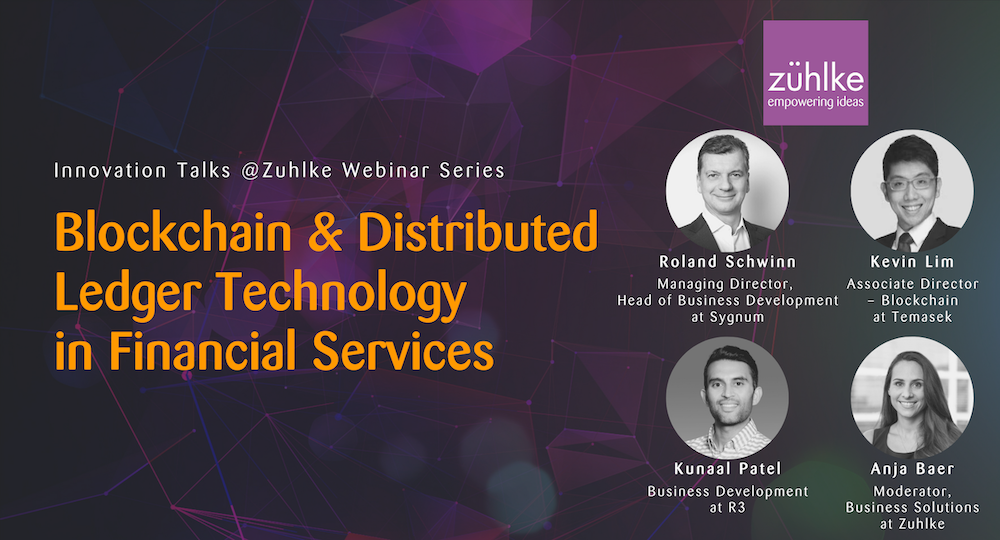 Blockchain & Distributed Ledger Technology in Financial Services