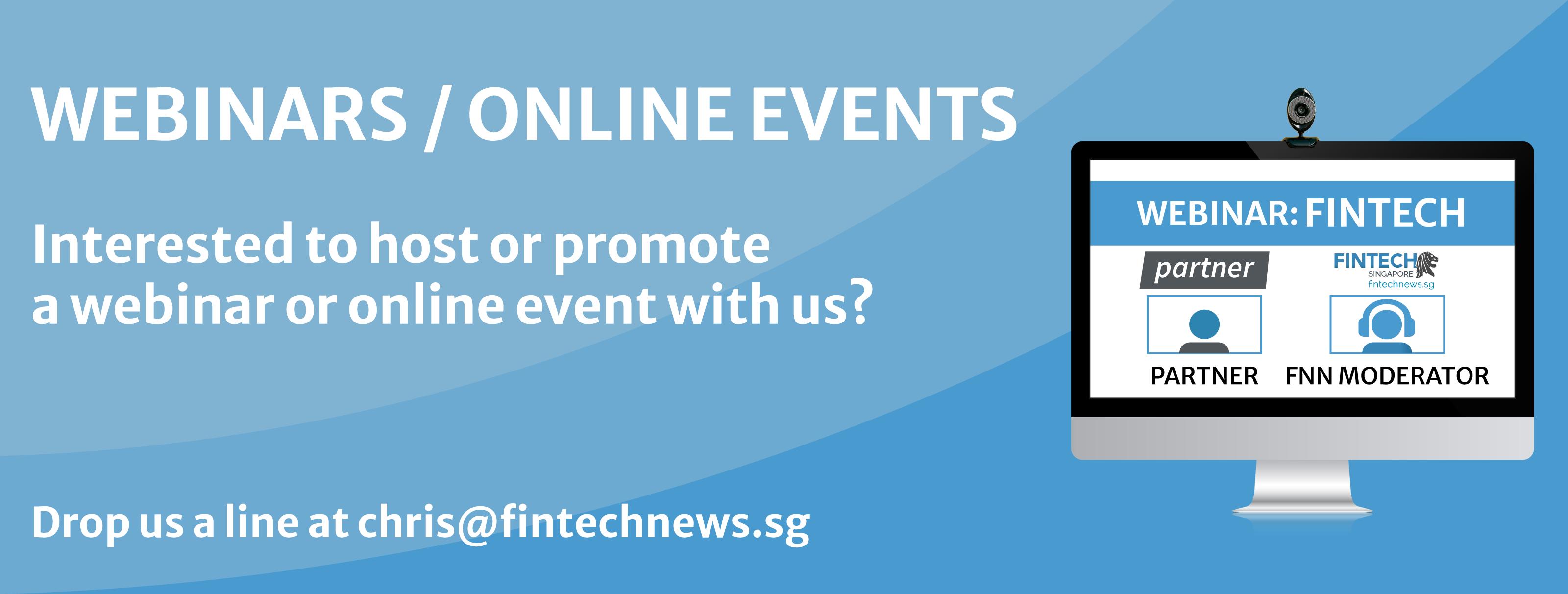 fintech webinar event