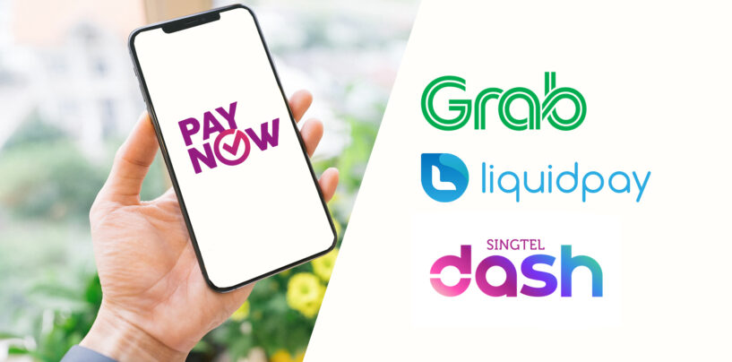 Non-Bank E-Wallets GrabPay, LiquidPay and Singtel's Dash to Offer PayNow