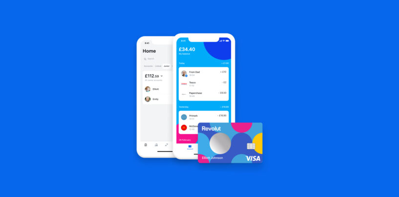 Revolut Singapore Launches Financial App for Children