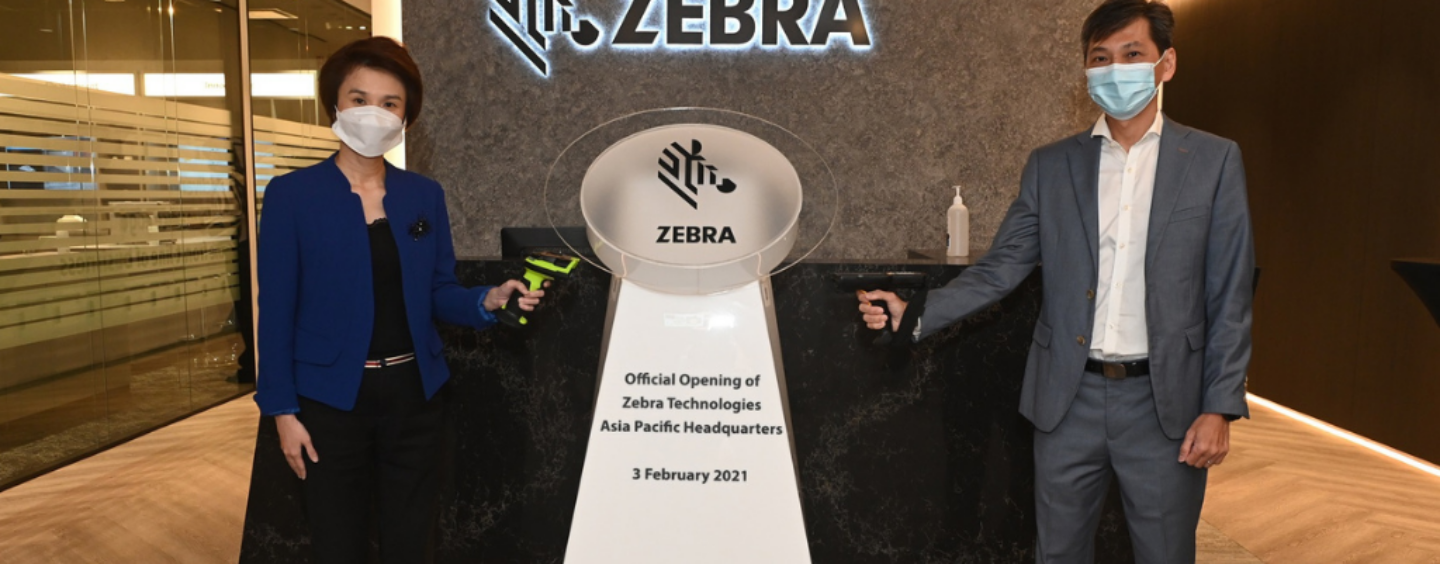 Zebra Technologies Expands Its Footprint to APAC With Singapore Headquarters