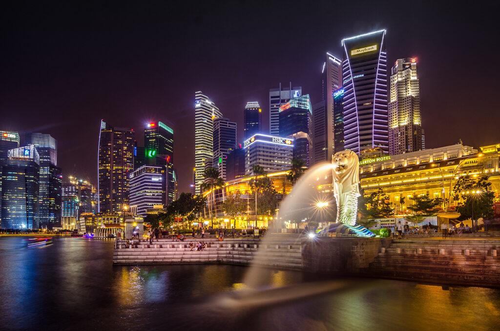 regulatory landscape in singapore
