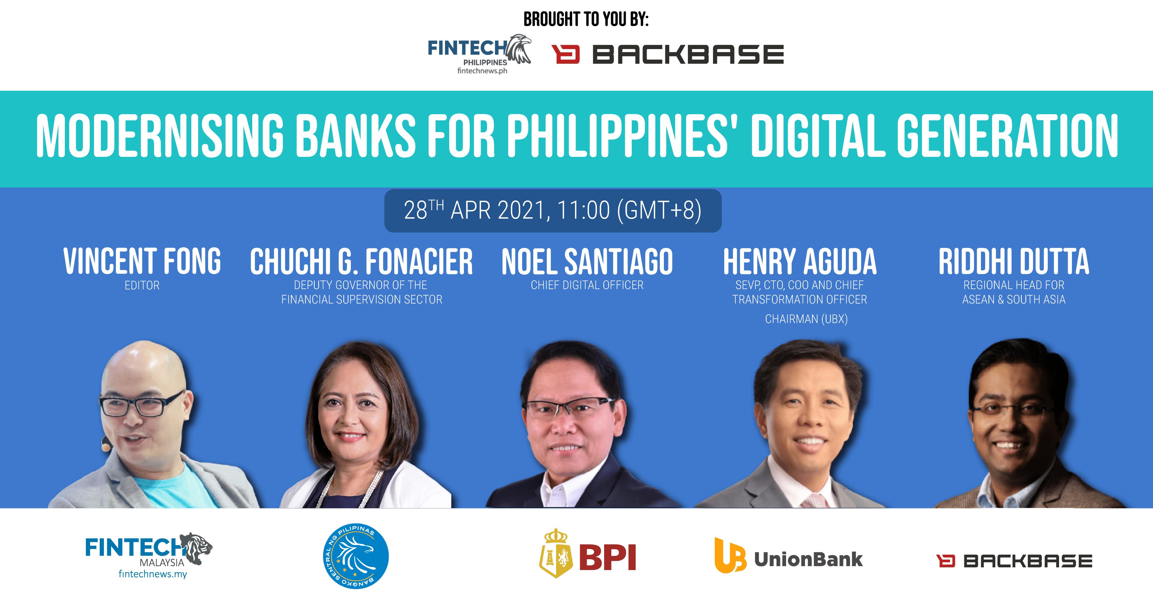 Modernising Banks for Philippines' Digital Generation