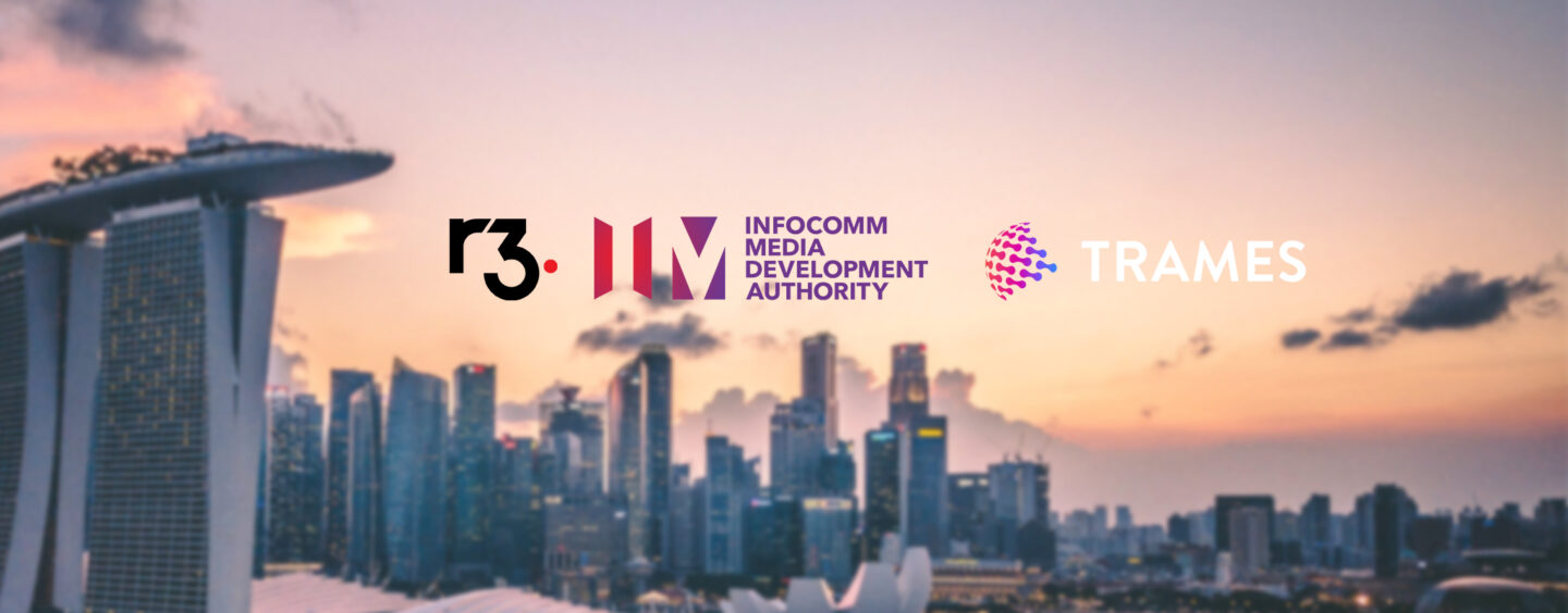 R3 Inks Deal With IMDA and Tramés to Build a Blockchain Based Supply Chain Solution