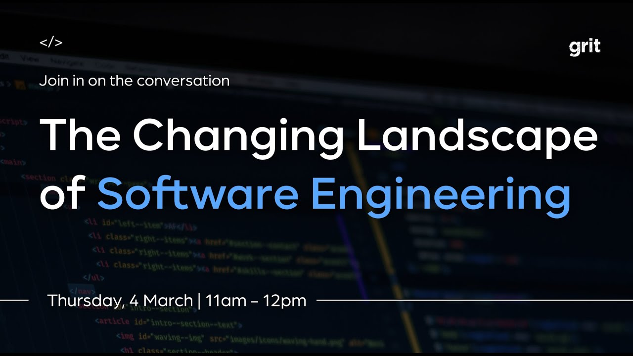 The Changing Landscape of Software Engineering